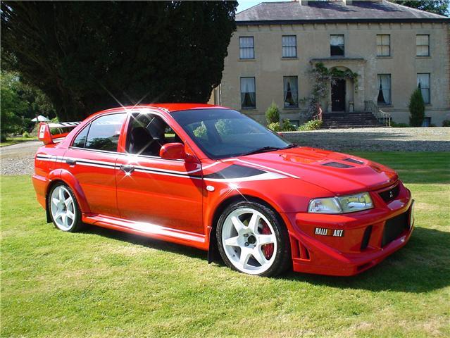 Red Evo 6 TME - Mitsubishi Lancer Register Forum