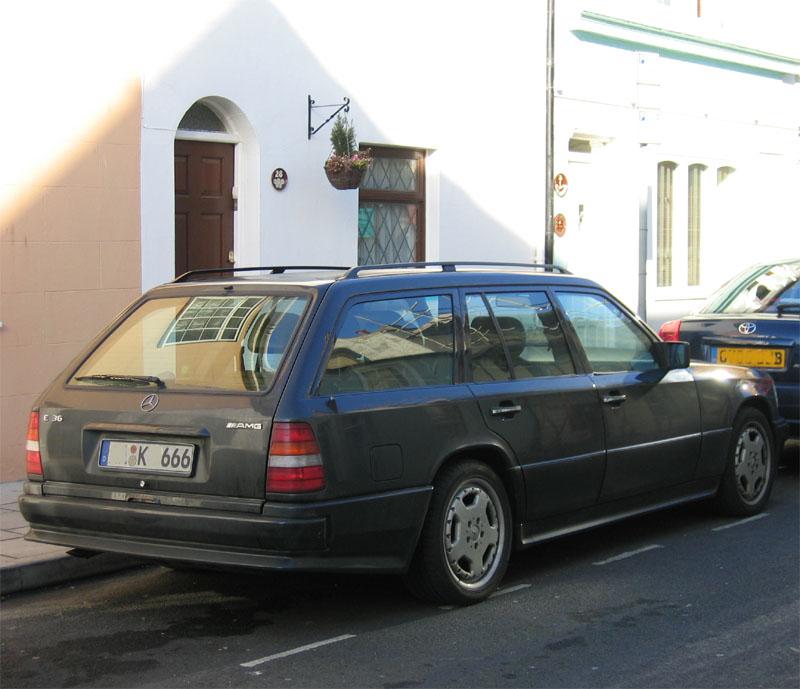 Mercedes W124 estate - anyone owned one? - Mitsubishi Lancer