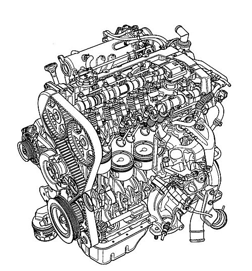 Evo 6 Engine Diagram