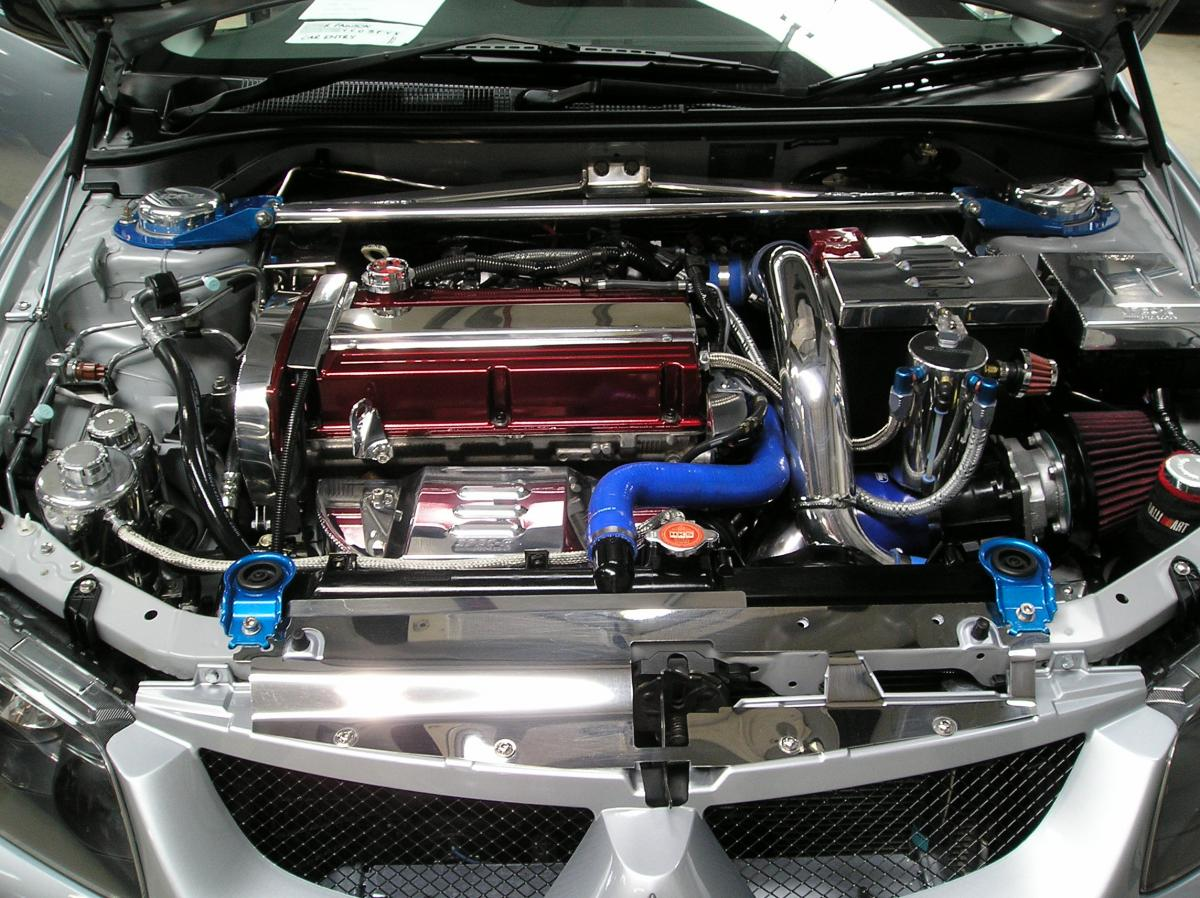 picture request evo engine bay please guys mitsubishi attached images