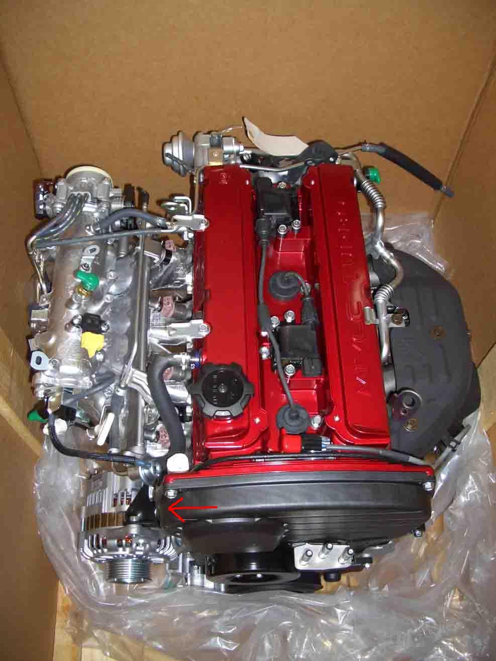 Evo 9 alternator bracket - Mitsubishi Lancer Register Forum