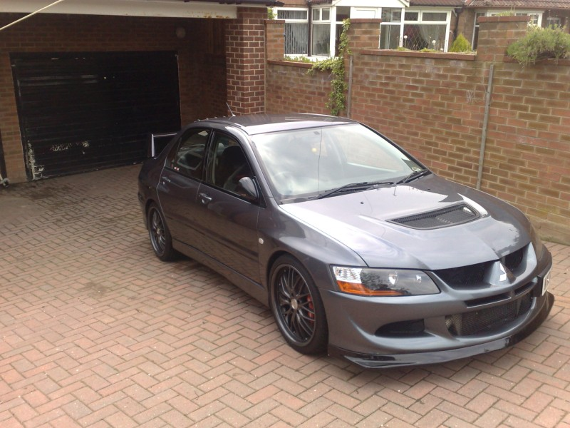 Mitsubishi Evo 8 Mr Fq 400 Images & Pictures - Becuo