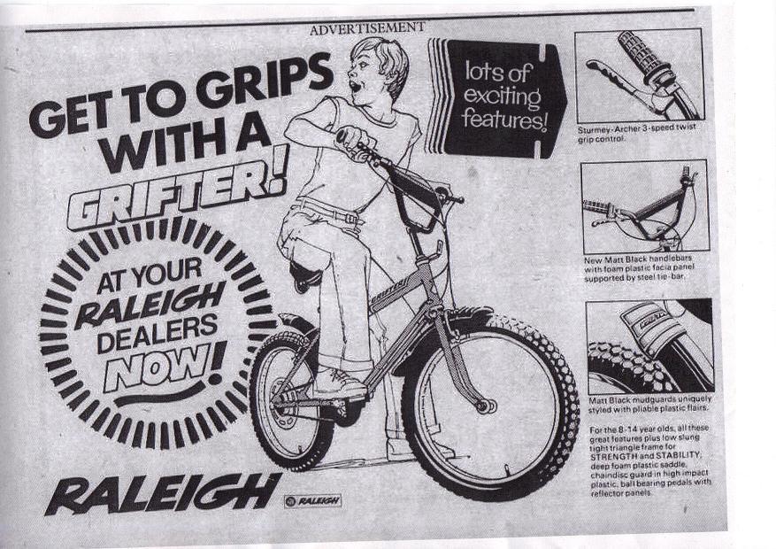 My winter project - Restoring a 1976 Raleigh Grifter
