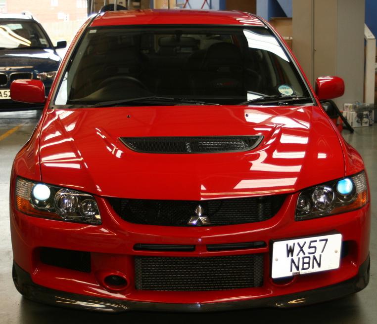 Mitsubishi Evo 2010 For Sale: 2007 57 Plate Evo 9 MR FQ 360
