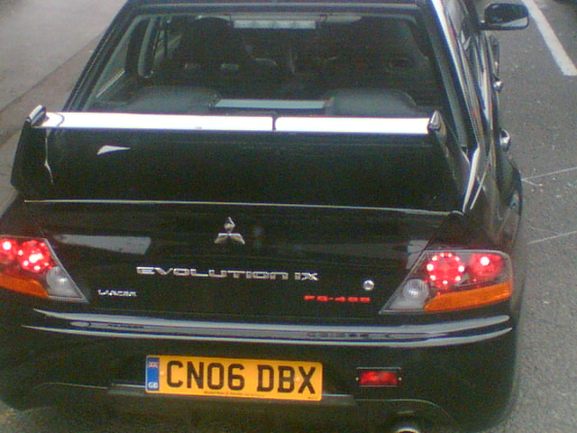 Evo Ix Fq 400 Police Car Mitsubishi Lancer Register Forum