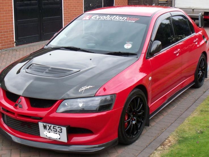 red evo 8 how much carbon bits is to much page 4 mitsubishi lancer register forum. Black Bedroom Furniture Sets. Home Design Ideas