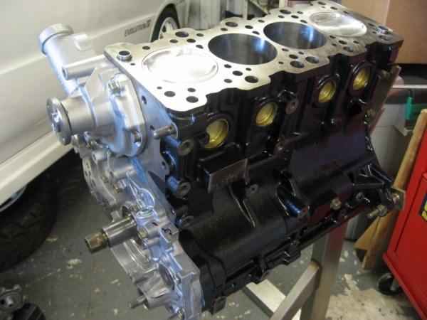 Latest 4G64 2 4 Project - Page 2 - Mitsubishi Lancer