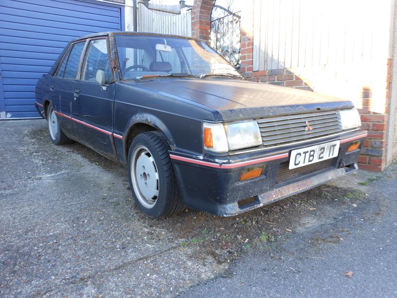 Lancer Turbo for sale in Kent - Mitsubishi Lancer Register Forum